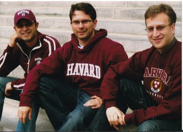 Students at Harvard